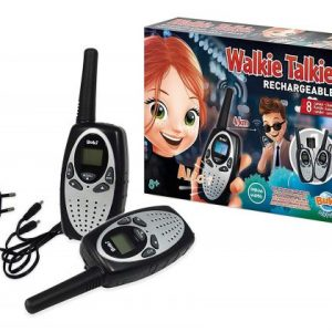 Buki – Walkie Talkie – Batteries Rechargeable – TW02
