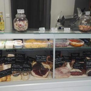 Fromage & Charcuterie italienne