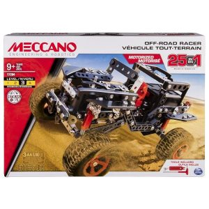 Meccano – Set Off Road Racer 25 modèles – 6037616
