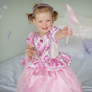 Great Pretenders – Robe Royale – Pretty in Pink 2/3ans – 32011