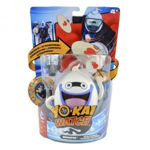 Hasbro – Yo-kai watch – whisper transformable – A1604267