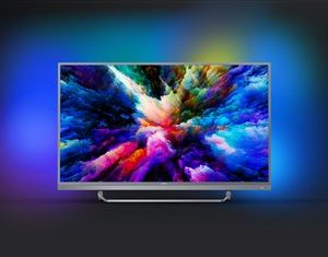 TV UHD PHILIPS 55""