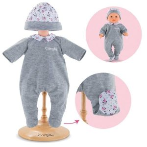 Corolle – Pyjama panda party pour poupon 30 cm – 110040