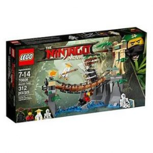 Lego – Ninjago – Le pont de la jungle – 70608