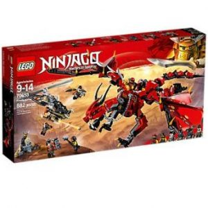 Lego – Ninjago – Le dragon firstbourne – 70653