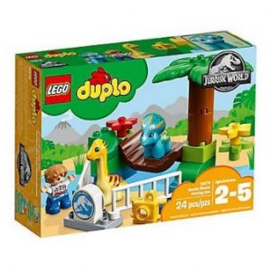 Lego duplo – Jurassic World – Le zoo des adorables dinos – 10879