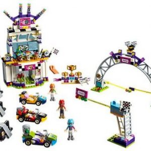Lego – Friends – Le complexe touristique d'Heartlake City – 41347