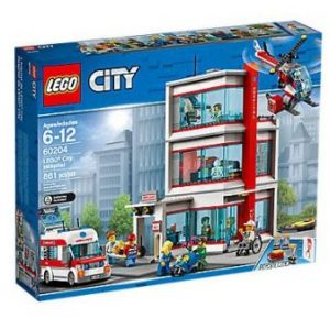 Lego – City – L'hôpital – 60204