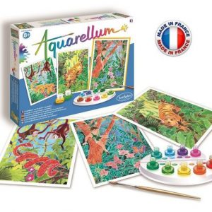 SentoSphère – Aquarellum – Le livre de la jungle – 6393 – Made in France
