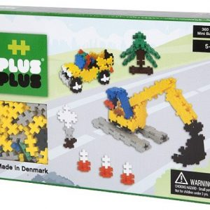 Plus Plus – Puzzle Box Mini basic chantier 360 – PP3728