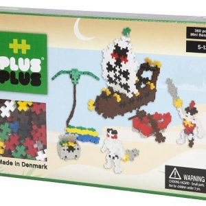 Plus Plus – Puzzle Box Mini basic pirates 360 – PP3729