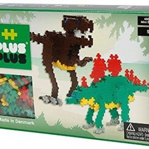 Plus Plus – Puzzle Box Mini basic dinosaures 480 – PP3741