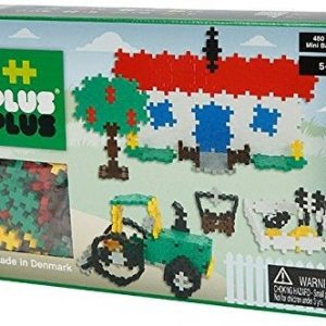 Plus Plus – Puzzle Box Mini basic ferme 480 – PP3742