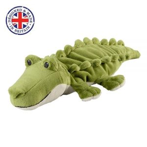 Soframar – Bouillotte sèche Crocodile Cozy juniors – AR0172 – Made in england