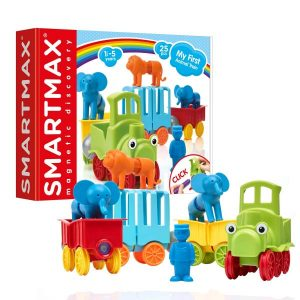 Smartmax – My First Animals Train – Jeu de construction – SMX 410