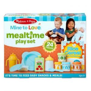 Melissa & Doug – Mine to love Mealtime – 41708