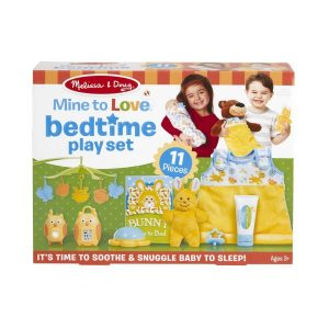 Melissa & Doug – Mine to love bedtime – 41709