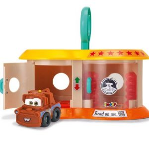 Smoby – Vroom Planet Mini garage Cars – 120421