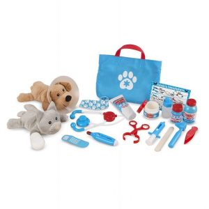 Melissa & Doug – Pet Vet Play Set – 18520