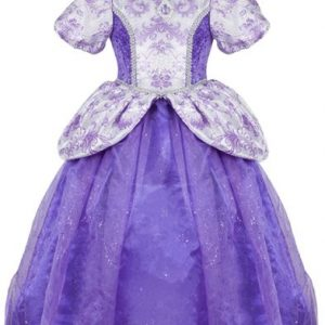 Great Pretenders – Robe Royale – Pretty in Lilac – 5/6ans – 32035