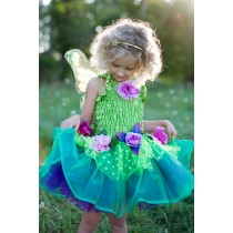 Great Pretenders – Fairy Blooms Deluxe Dress – 5/6 – 36605