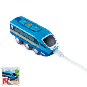 Hape – Train contrôlable à distance – E3726