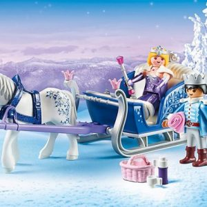 Playmobil – Couple royal et calèche – 9474