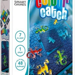 Smart games – Colour catch – Jeu de logique – SG 443 FR