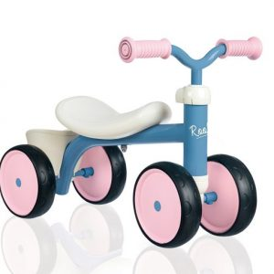Smoby – Porteur Rookie rose – 721401