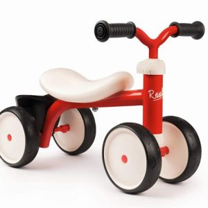 Smoby – Porteur Rookie rouge – 721400