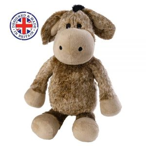 Soframar – Bouillotte sèche Ane Cozy Peluche – AR0197 – Made in england