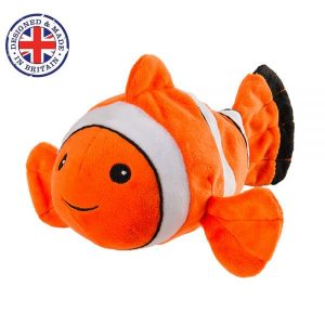 Soframar – Bouillotte sèche Poisson clown Cozy juniors – AR0221 – Made in england