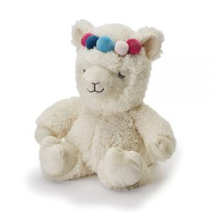 Soframar – Bouillotte sèche Lama – Cozy Peluche – AR0336 – Made in england