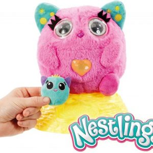 Goliath – Nestlings Rose – Peluche interactive – 32240