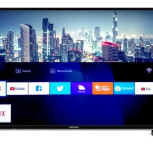 TV 4K ULTRAHD GRUNDIG