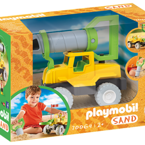 Camion avec foreuse – Sand – Playmobil – 70064