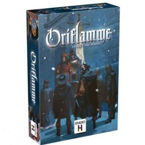 Oriflamme – Studio H – Gigamic – Jeux d'expert – STORI