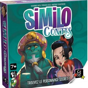 Similo Contes – Gigamic – Jeux d'ambiance – HSCO