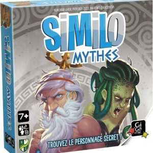 Similo Mythes – Gigamic – Jeux d'ambiance – HSMY