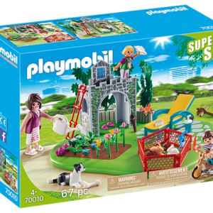 SuperSet Famille et jardin – Country – Playmobil – 70010