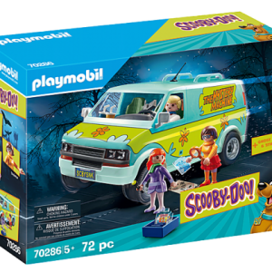 The Mystery Machine – Playmobil Scooby-doo – 70286