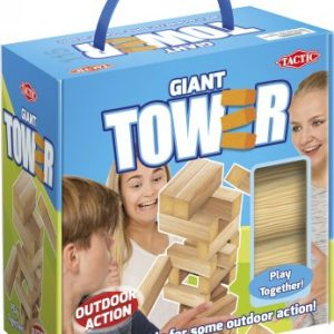 Giant tower – Jeu de plein air – Tactic – 54921