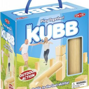 Kubb – Jeu de plein air – Tactic – 55135
