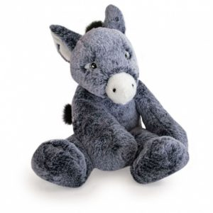 Peluche Sweety Mousse Âne – 40 cm – Histoire d'ours – HO3009