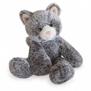 Peluche Sweety Mousse Chat – 25 cm – Histoire d'ours – HO3008