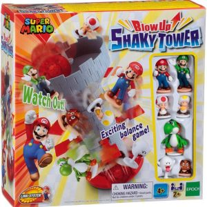 Blow Up Shaky Tower Super Mario – Epoch d'enfance – 7356