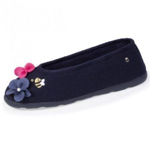 Chaussons ballerines Isotoner
