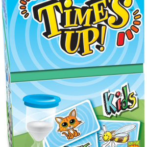Time's Up Kids Chat – Repos production – Asmodee – 924563
