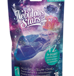 Pierre stellaire à collectionner – Nebulous Stars – 11540