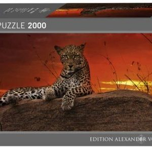 Puzzle 2000 pièces – Panorama red dawn – HEYE – 29608